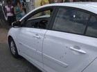 Quatro morrem em troca de tiros com PM (Reprodução/TV Bahia)