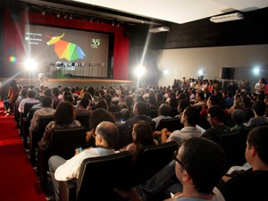 Fesival Guarnicê de Cinema (Foto: Diego Chaves)