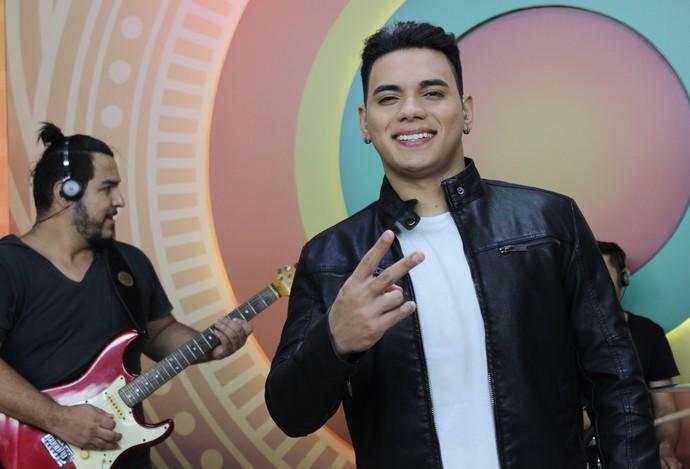 Mikael Lucca segue carreira solo no sertanejo pop (Foto: Katiúscia Monteiro/ Rede Amazônica)