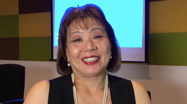 Julia Chong, de Kuala Lumpur (Foto: Reprodução)