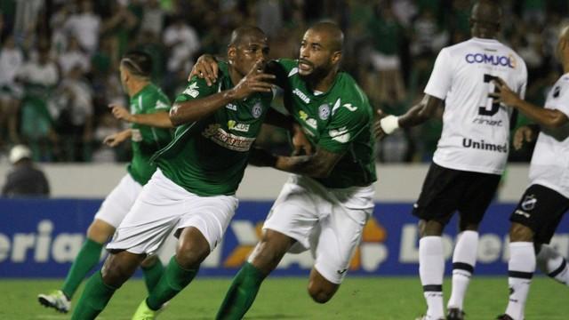 Resultado de imagem para ABC é goleado pelo Guarani e fica fora da decisão da Série C
