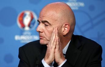 Uefa distribuirá R$ 1,28 bi de prêmios na Euro, R$ 115 milhões para campeão
