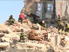 Busca por vítimas de terremoto na Itália chega a momento decisivo