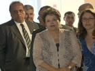 Dilma está otimista para o crescimento da economia em 2013