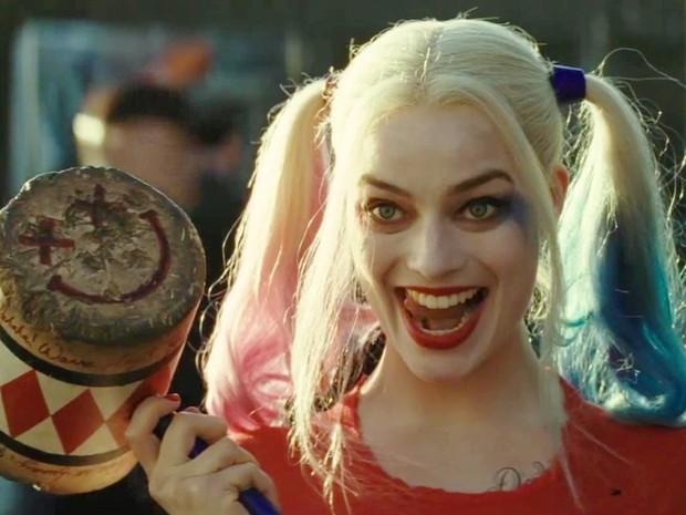Margot Robbie em 'Esquadrão Suicida' (Foto: Reprodução)