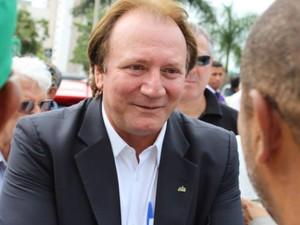 O empresário Júnior Friboi (Foto: Divulgação)