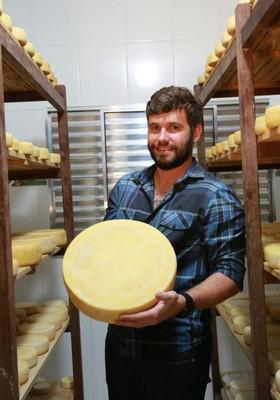 queijo-minas-estancia-capim-canastra (Foto: Divulgação/IMA)