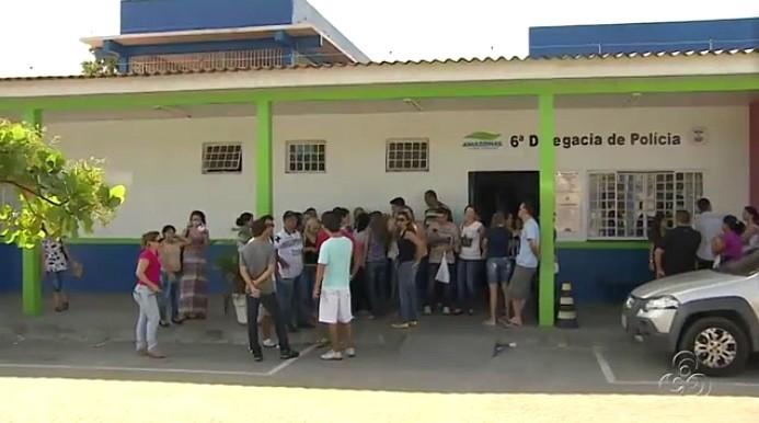 Concurso da Semsa tem provas canceladas, em Manaus (Foto: Bom dia Amazônia)
