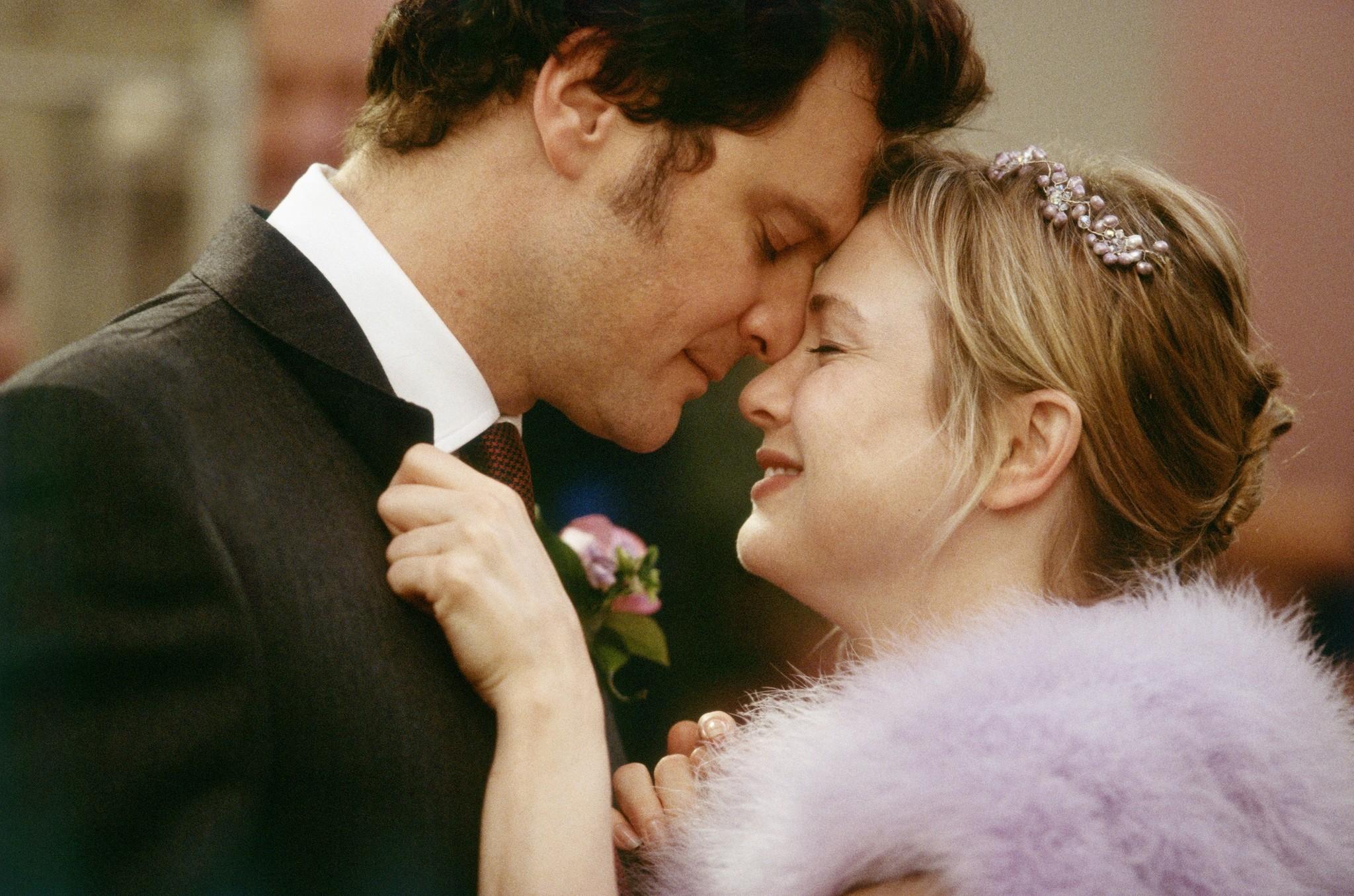 Renee Zellweger e Colin Firth (Foto: Divulgação)