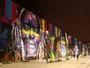 Grafite de Kobra entra para o livro dos recordes (Gael/Riotur)