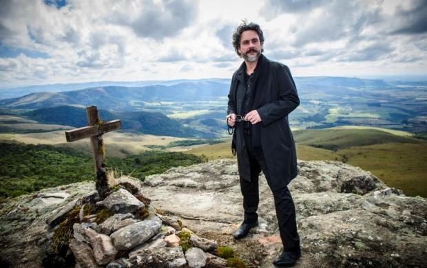 O Monte Roraima fará parte do cenário da nova trama das nove, Império (Foto: Globo/Alex Carvalho)