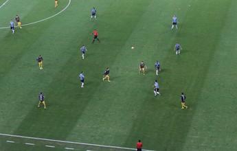 Rosario Central sufoca com marcação alta e amarra um Grêmio sem opções