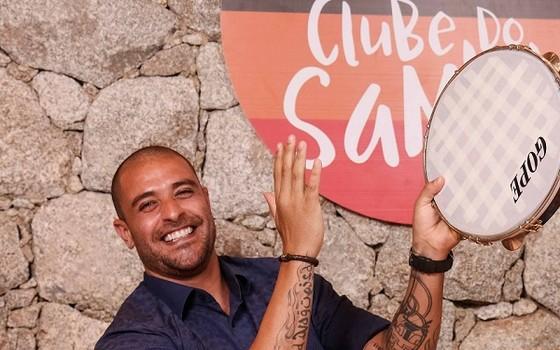 Diogo Nogueira comanda o novo Clube do Samba:  (Foto: Divulgação)