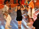 Ela ama samba! Confira suingue da Sandy: 'Sou quase uma mulata'