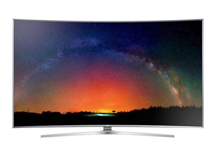 Tela gigante da Samsung é uma das melhores do mercado (Foto: Divulgação/Samsung)