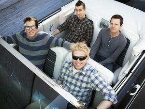 Grupo californiano Offspring em foto de divulgação do álbum 'Days go by' (Foto: Divulgação/Sam Jones)