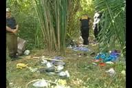 Fazenda Santa Lúcia, em Pau D´Arco, foi alvo de vistoria feita por autoridades, PF e PM
