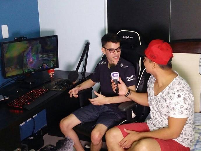Conheça os benefícios dos jogos virtuais (Foto: TV Sergipe)