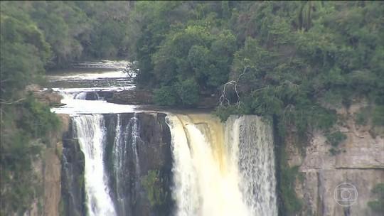 Conheça as cachoeiras de Prudentópolis, no interior do Paraná