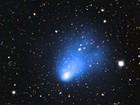 Astrônomos descobrem aglomerado de galáxias 'gordo' e distante
