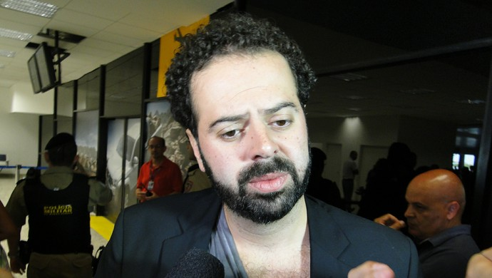 Daniel Nepomuceno presidente Atlético-MG (Foto: Léo Simonini)