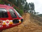 Idoso morre atropelado por trator que subia ladeira íngreme em Penha, SC