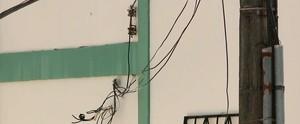 Prefeituras no Maranhão dão calote na conta de energia e funcionam de forma improvisada (Reprodução/Globo)
