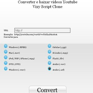 conversão de vídeo, conversão de áudio, conversor multimídia, conversor de vídeos on line, All2converter