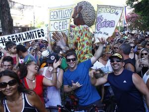 Carnaval de rua movimentou a Cidade Baixa (Foto: Ricardo Giusti/PMPA)