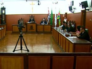 Luiz Braz Mariano foi eleito presidente da Câmara de Veredores de Mococa (Foto: Eder Ribeiro/EPTV)