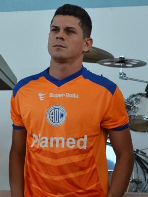 Flávio Carneiro (Foto: Osmar Rios)