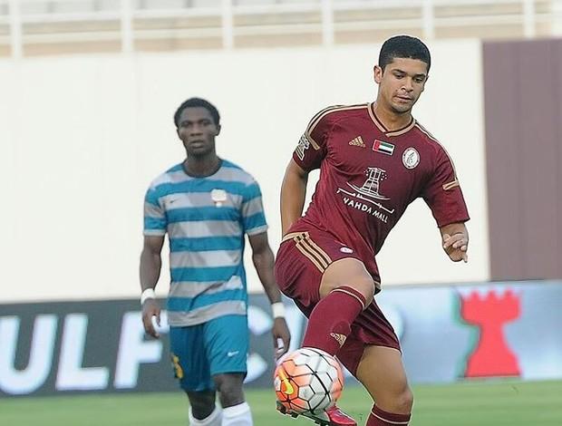 BLOG: Ex-são-paulino Denilson marca o primeiro gol nos EAU ao abrir caminho para virada