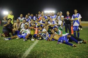 Amax, campeã do Acreano da 2ª divisão 2014 (Foto: João Paulo Maia)