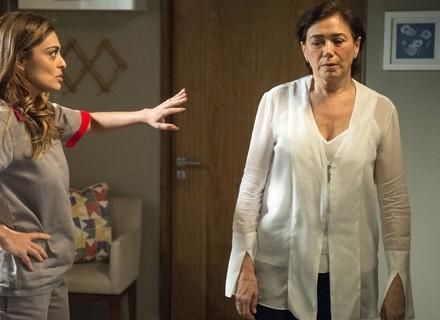 Dicas de Moda: Silvana usa blusa transparente no capítulo de 26/09, de 'A Força do Querer'