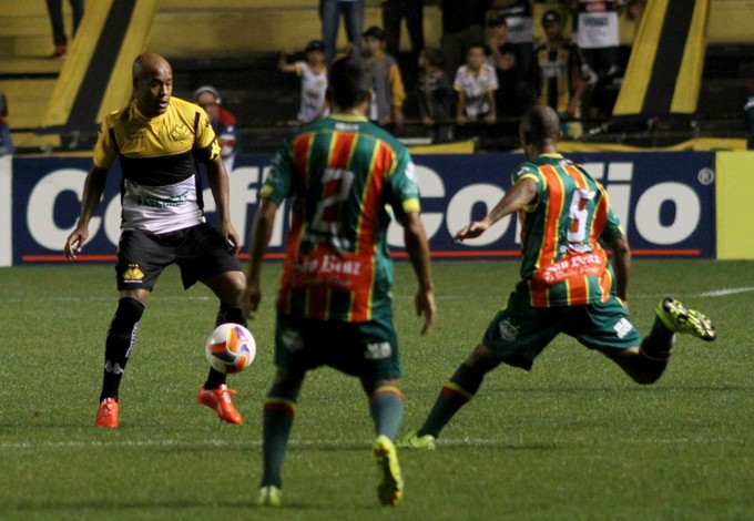Marcos Assunção Criciúma (Foto: Fernando Ribeiro/Criciúma EC)