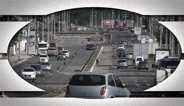 De Olho no Trânsito  (Foto: Reprodução/ RPC TV)