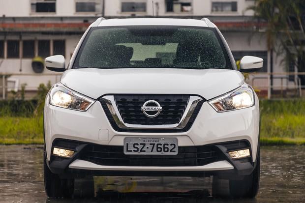 Nissan Kicks 1.6 SV (Foto: Leo Sposito / Autoesporte)