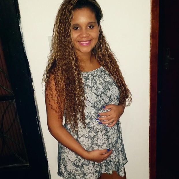 Karol Maravilha (Foto: Reprodução/Instagram)