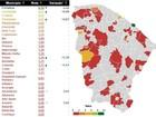No Ceará, 69% das cidades têm nota 0 em transparência, aponta CGU