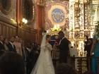 Enfim, casados! Fernanda Souza e Thiaguinhos dizem 'sim'