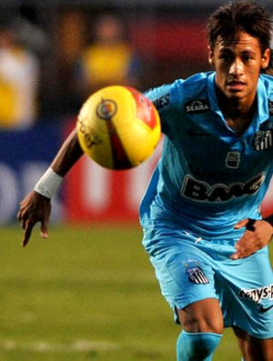 Neymar santos guarani final do campeonato paulista (Foto: Ivan Storti / Site Oficial do Santos)
