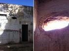 Com vaso sanitário, presos quebram parede e 7 fogem de CDP em Natal