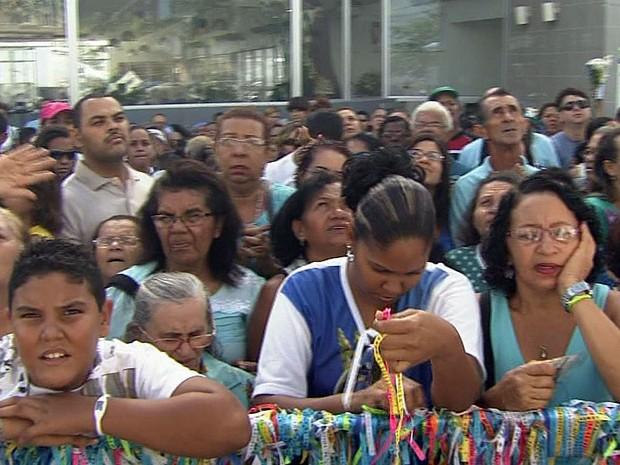 Festa de Nossa Senhora da Conceição - Recife (Foto: Reprodução/Globo Nordeste)