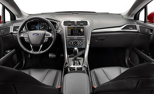 com novos itens de s rie ford fusion 2 0 titanium encarece r 2 mil auto esporte not cias. Black Bedroom Furniture Sets. Home Design Ideas