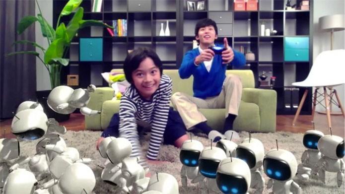 O Playroom te deixa brincar de programa ao vivo na web (Foto: Divulgação/Sony)