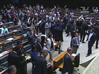 Deputados recuam depois de tentativa de anistia ao caixa 2