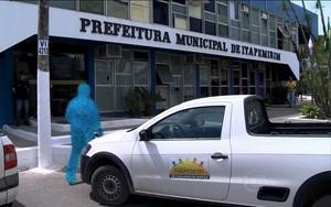 Prefeito e primos são suspeitos de desviar R$ 94 milhões em golpe (Rede Globo)