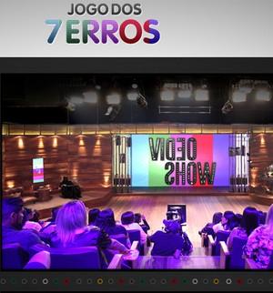 Divirta-se com o Jogo dos Sete Erros do Vídeo Show (Vídeo Show/TV Globo)