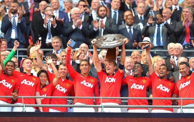 Manchester Unites Super copa (Foto: Agência AP)