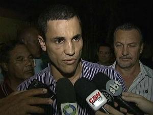 Homero Barbosa Neto (PDT) (Foto: Reprodução/ RPC TV)